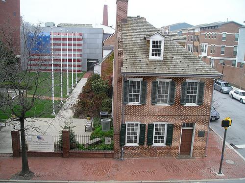 Mary Pickersgill home, Baltimore