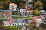 Harpers Ferry hillside
