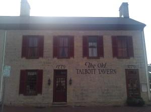 front Talbott Tavern