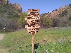 MASH signpost