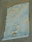 detail Daniel Boone's grave