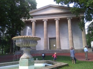 Old Capitol Building, Frankfort