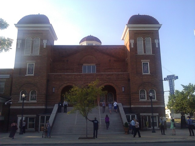 16th St. Baptist church