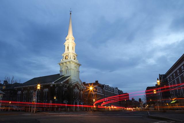 Market Square by Joe Parks