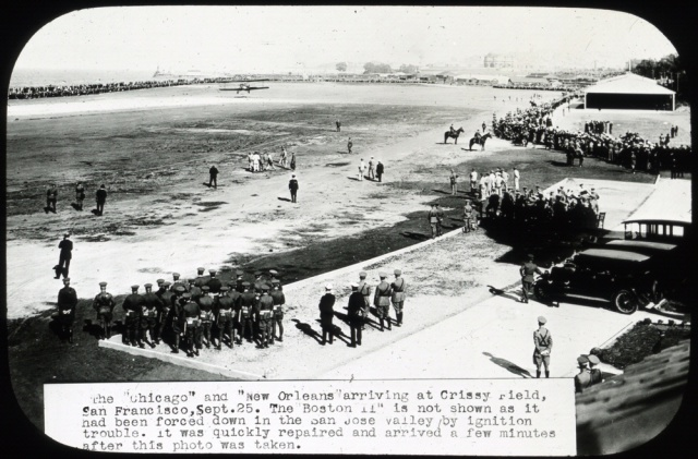 World Cruisers at Crissy Field, San Francisco