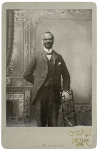 tim in 1904