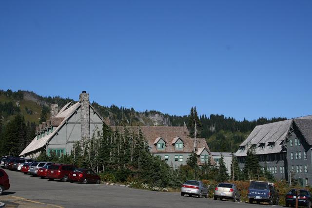 Paradise Inn exterior