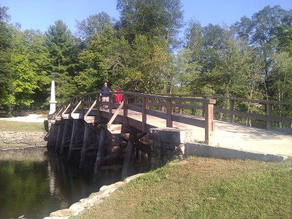 Old North Bridge, Concord