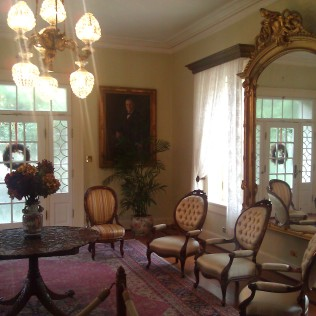 The 1859 parlour