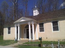 Sunday School building