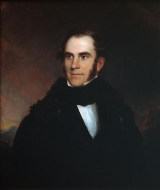 thomas cole portrait
