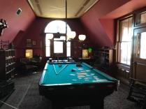 The room where Twain wrote Tom Sawyer and Huckleberry Finn
