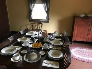 Surratt House public dining room