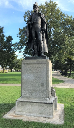 Statue of Samuel Smith, Federal Hill, Baltimore