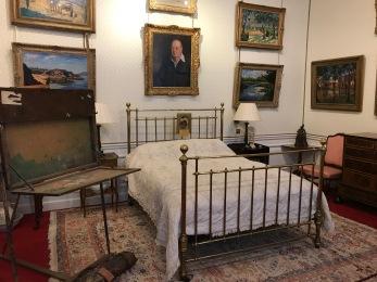 Churchill's birthplace
